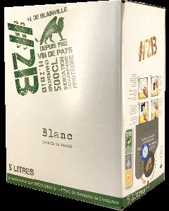 bib-h2b-blanc-5l