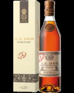 coffret-tres-vieux-cognac-a-e-dor-vieille-reserve-numero-8-grande-champagne-bouteille-70-cl
