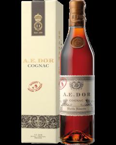 coffret-tres-vieux-cognac-a-e-dor-vieille-reserve-numero-9-grande-champagne-bouteille-70-cl