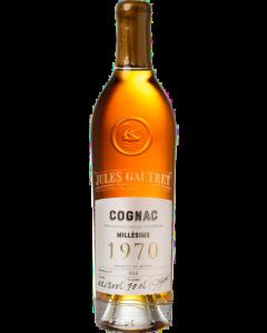 cognac-millesime-1970-bouteille-scellee-a-la-cire-produit-rare-numero-bouteille-numero-fut-jules-gautret