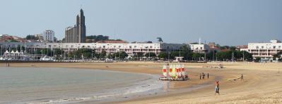 Royan, la station balnéaire la plus «fifties» de France !