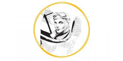 Les aviatrices, des femmes pionnières