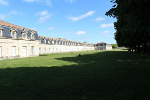 La Corderie Royale, la plus grande manufacture d'Europe