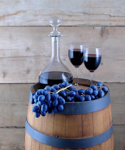 La carafe à vin