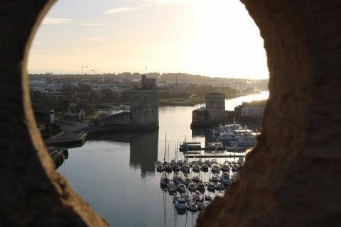Les villes historiques de Charente-Maritime
