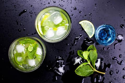 Cucumber Gin Tonic