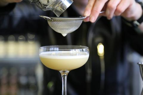 Pineau Sour