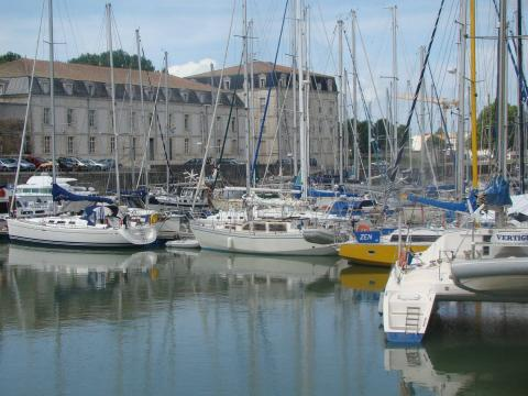 Rochefort, une ville fière de son passé maritime !