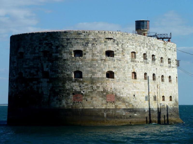 Fort Boyard, le fort le plus célèbre du monde !