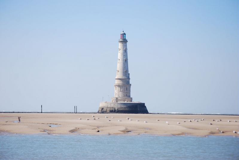Visiter le phare de Cordouan